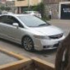 Honda Civic 2009 - 85000 km